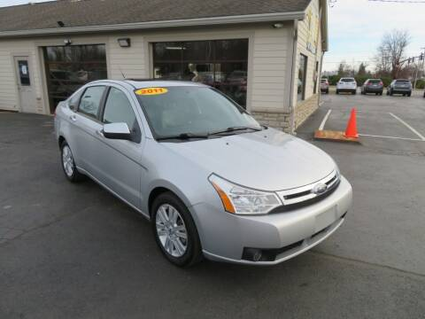 2011 Ford Focus for sale at Tri-County Pre-Owned Superstore in Reynoldsburg OH