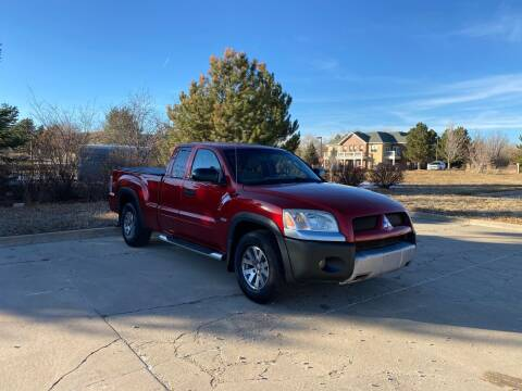 2006 Mitsubishi Raider for sale at QUEST MOTORS in Englewood CO