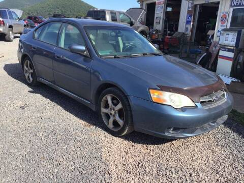 2006 Subaru Legacy for sale at Troys Auto Sales in Dornsife PA
