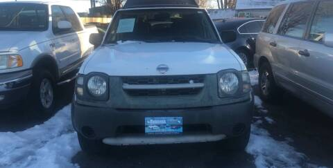2004 Nissan Xterra for sale at Martinez Cars, Inc. in Lakewood CO