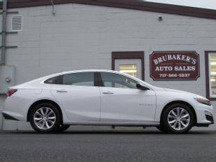 2020 Chevrolet Malibu for sale at Brubakers Auto Sales in Myerstown PA