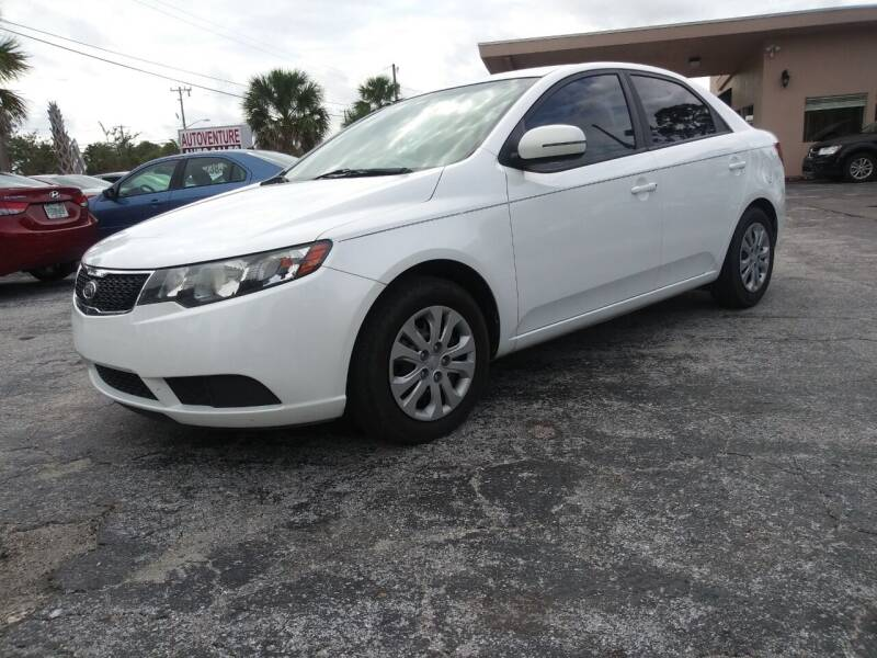 2011 Kia Forte for sale at AutoVenture Sales And Rentals in Holly Hill FL