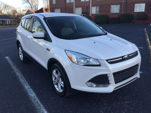 2016 Ford Escape for sale at DEALS ON WHEELS in Moulton AL