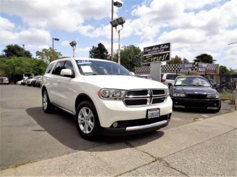 2011 Dodge Durango for sale at Save Auto Sales in Sacramento CA