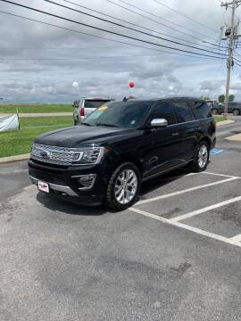 2018 Ford Expedition for sale at Bayird Truck Center in Paragould AR