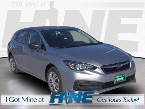 2020 Subaru Impreza for sale at John Hine Temecula - Subaru in Temecula CA