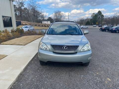 2004 Lexus RX 330 for sale at B & B AUTO SALES INC in Odenville AL