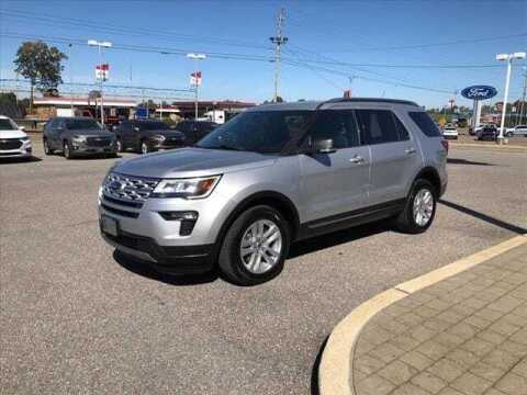 2019 Ford Explorer for sale at Herman Jenkins Used Cars in Union City TN