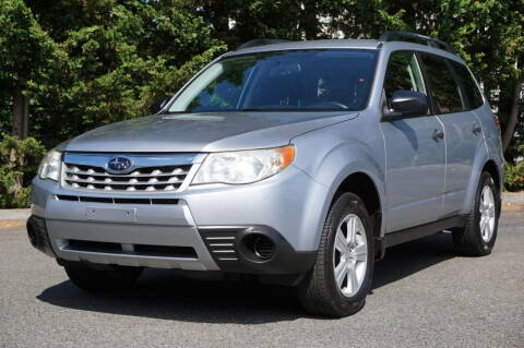 2012 Subaru Forester for sale at West Coast Auto Works in Edmonds WA