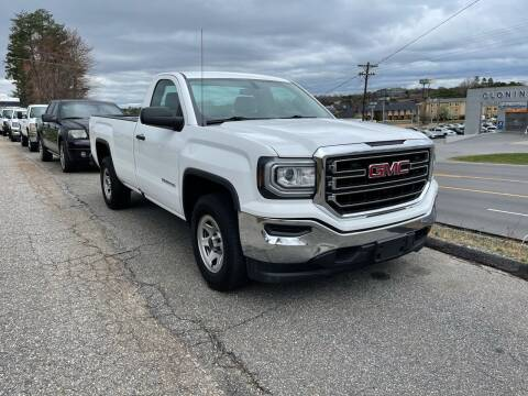 2016 GMC Sierra 1500 for sale at Hillside Motors Inc. in Hickory NC