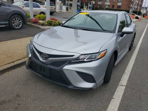 2019 Toyota Camry for sale at OFIER AUTO SALES in Freeport NY