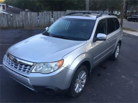 2011 Subaru Forester for sale at Deme Motors in Raleigh NC