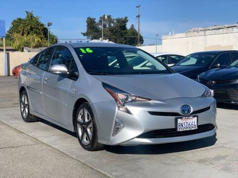 2016 Toyota Prius for sale at H & K Auto Sales & Leasing in San Jose CA