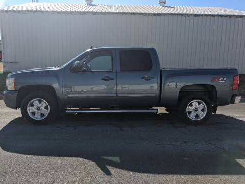 2011 Chevrolet Silverado 1500 for sale at TNK Autos in Inman KS