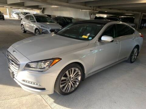 2017 Genesis G80 for sale at Southern Auto Solutions - Georgia Car Finder - Southern Auto Solutions-Jim Ellis Hyundai in Marietta GA