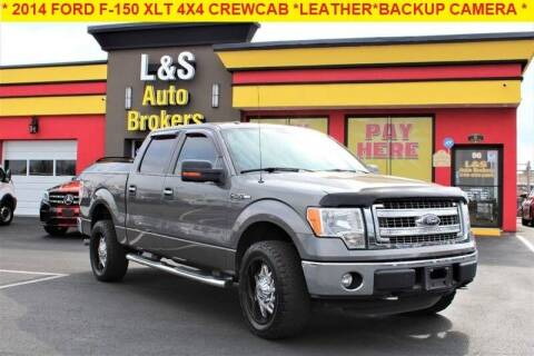 2014 Ford F-150 for sale at L & S AUTO BROKERS in Fredericksburg VA