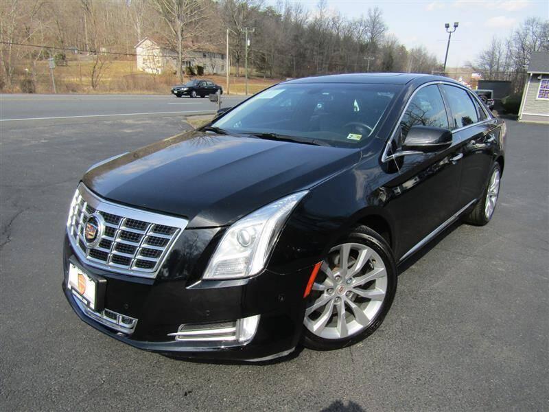 2015 Cadillac XTS for sale at Guarantee Automaxx in Stafford VA