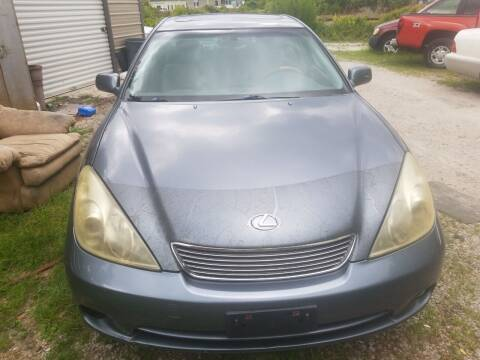 2006 Lexus ES 330 for sale at Webb's Automotive Inc 11 in Morehead City NC