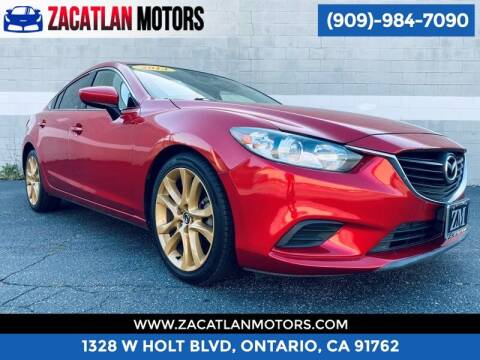 2014 Mazda MAZDA6 for sale at Ontario Auto Square in Ontario CA