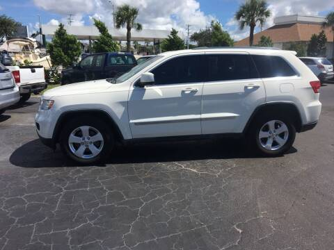 2011 Jeep Grand Cherokee for sale at CAR-RIGHT AUTO SALES INC in Naples FL
