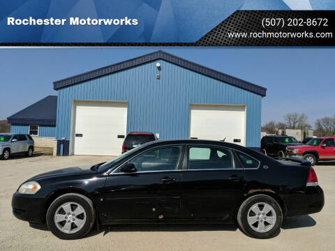 2006 Chevrolet Impala for sale at Rochester Motorworks in Rochester MN
