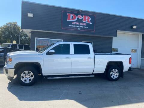 2014 GMC Sierra 1500 for sale at D & R Auto Sales in South Sioux City NE
