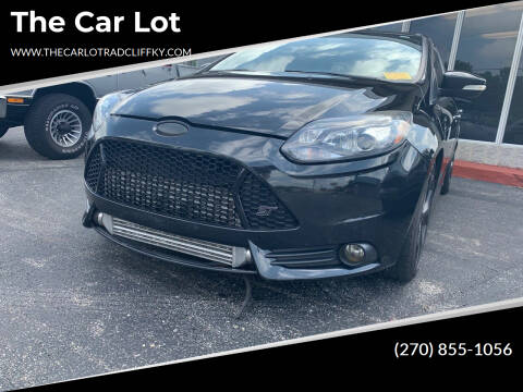 2013 Ford Focus for sale at The Car Lot in Radcliff KY