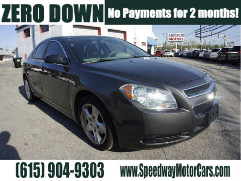 2012 Chevrolet Malibu for sale at Speedway Motors in Murfreesboro TN