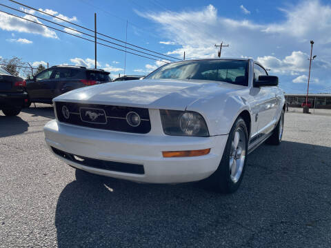 2009 Ford Mustang for sale at Signal Imports INC in Spartanburg SC