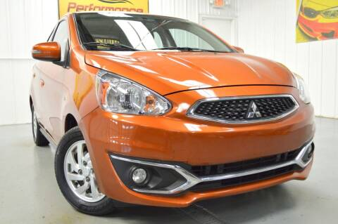 2018 Mitsubishi Mirage for sale at Performance car sales in Joliet IL