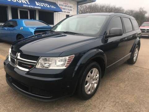 2015 Dodge Journey for sale at Discount Auto Company in Houston TX