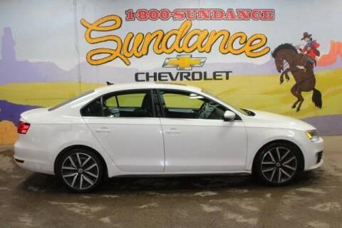 2013 Volkswagen Jetta for sale at Sundance Chevrolet in Grand Ledge MI