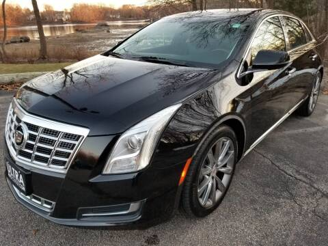 2013 Cadillac XTS for sale at Ultra Auto Center in North Attleboro MA