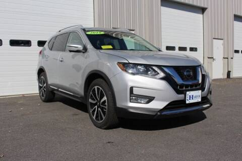 2019 Nissan Rogue for sale at Harbor Auto Sales in Hyannis MA