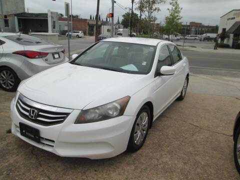 2011 Honda Accord for sale at Downtown Motors in Macon GA
