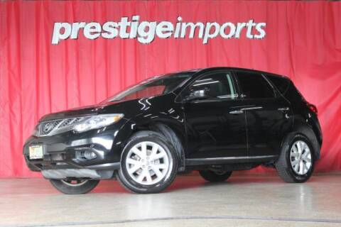 2011 Nissan Murano for sale at Prestige Imports in St Charles IL