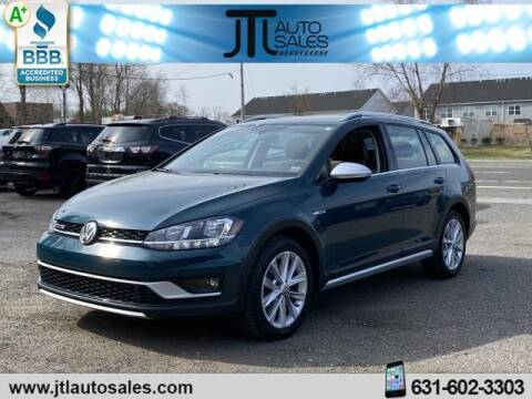 2019 Volkswagen Golf Alltrack for sale at JTL Auto Inc in Selden NY