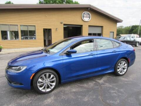 2015 Chrysler 200 for sale at Bill Smith Used Cars in Muskegon MI