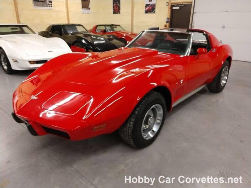 1977 Chevrolet Corvette for sale in Martinsburg, PA