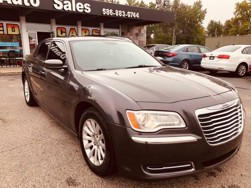 2014 Chrysler 300 for sale at Daniel Auto Sales inc in Clinton Township MI