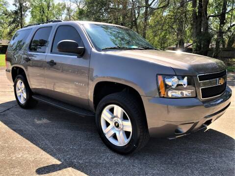 2014 Chevrolet Tahoe for sale at Prime Autos in Vidor TX
