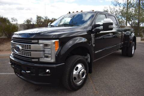 2019 Ford F-350 Super Duty for sale at AMERICAN LEASING & SALES in Tempe AZ