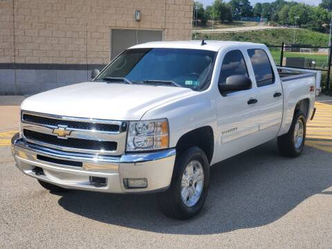 2011 Chevrolet Silverado 1500 for sale at FAYAD AUTOMOTIVE GROUP in Pittsburgh PA