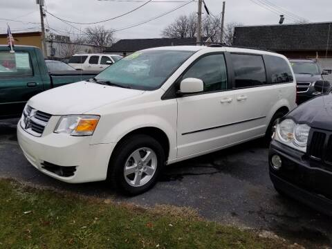 2010 Dodge Grand Caravan for sale at DALE'S AUTO INC in Mt Clemens MI