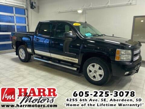 2012 Chevrolet Silverado 1500 for sale at Harr's Redfield Ford in Redfield SD