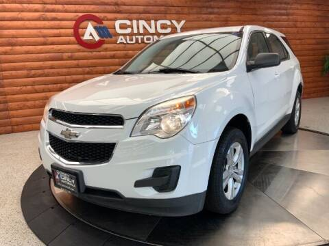 2014 Chevrolet Equinox for sale at Dixie Motors in Fairfield OH