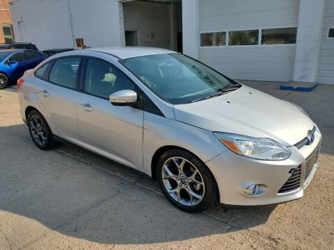 2014 Ford Focus for sale at Apex Auto Sales in Coldwater KS