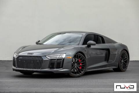 2017 Audi R8 for sale at Nuvo Trade in Newport Beach CA