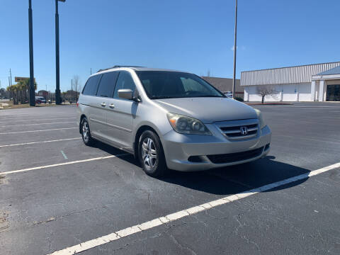 2006 Honda Odyssey for sale at SELECT AUTO SALES in Mobile AL