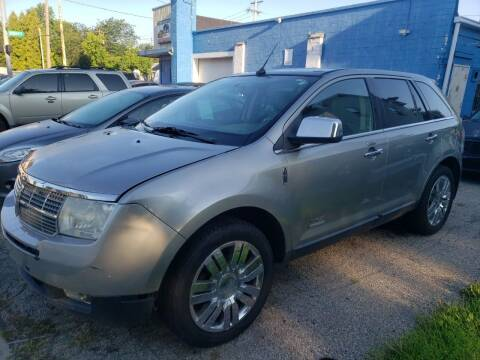 2008 Lincoln MKX for sale at M & C Auto Sales in Toledo OH